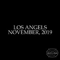 Los Angels November, 2019