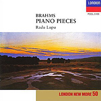 Brahms : Piano Pieces