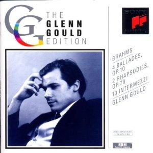 Brahms: Ballades, Rhapsodies & Intermezzi /