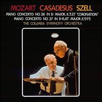「モーツァルト : ピアノ協奏曲第26番 | Robert Casadesus」