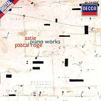 Satie : Piano Works / Erik Satie