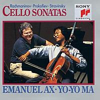 Rachmaninov : Cello Sonata Op.19