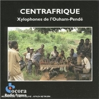 Central Africa - Xylophones from the Ouham-Pendé